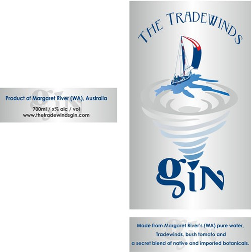 The Tradewinds Gin from Margaret River
