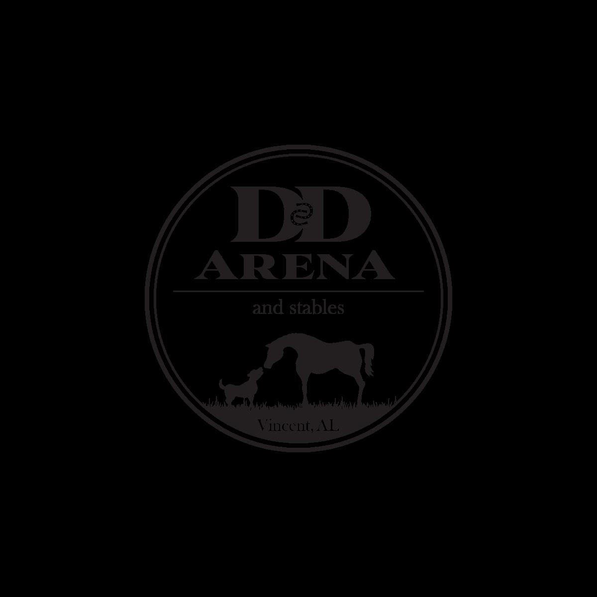 D&D arena logo