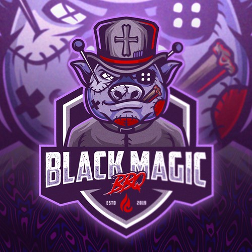 Black Magic BBQ