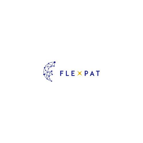 Logo concept for FLEXPAT