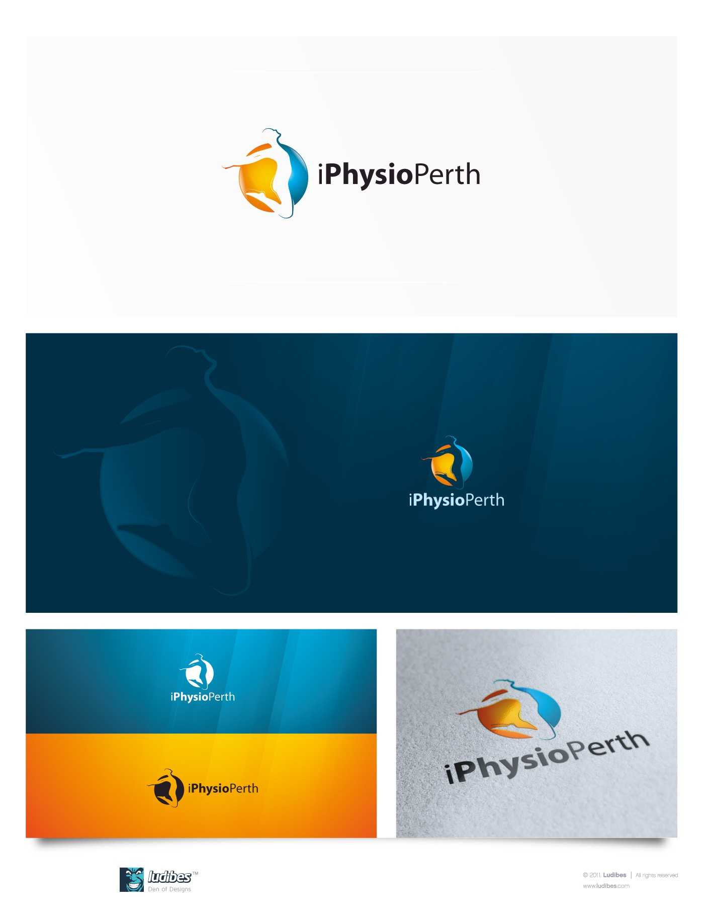 New logo wanted for iPhysioPerth