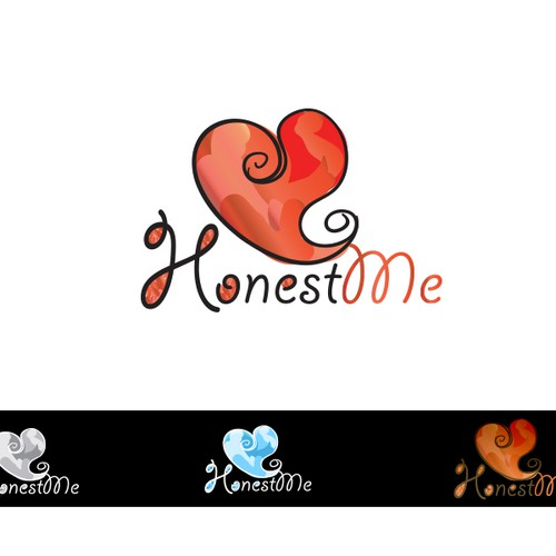 HonestMe needs a new logo
