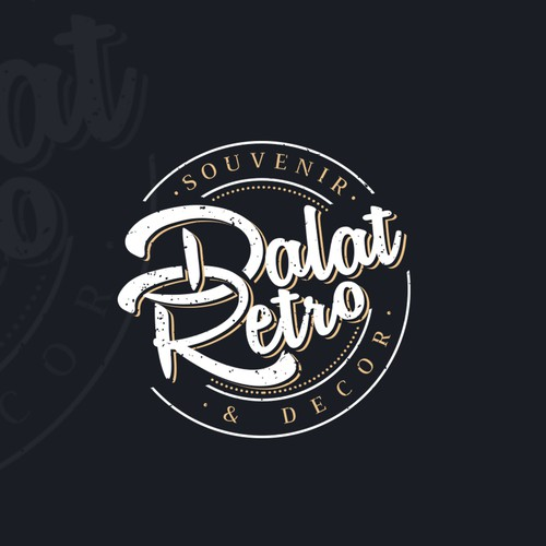 Logo design for Dalat Retro