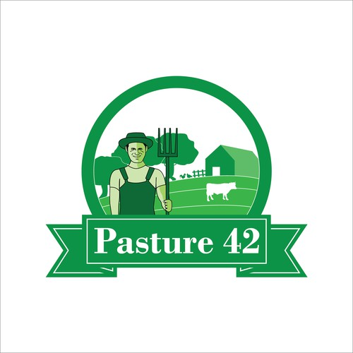 Logo for Pasture 42