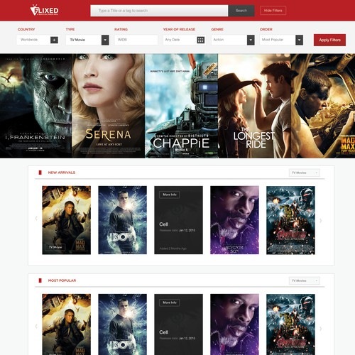 Movies Database