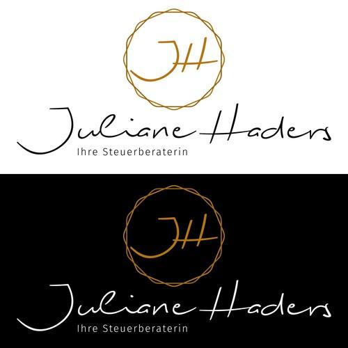 Logo Design Juliane Headers