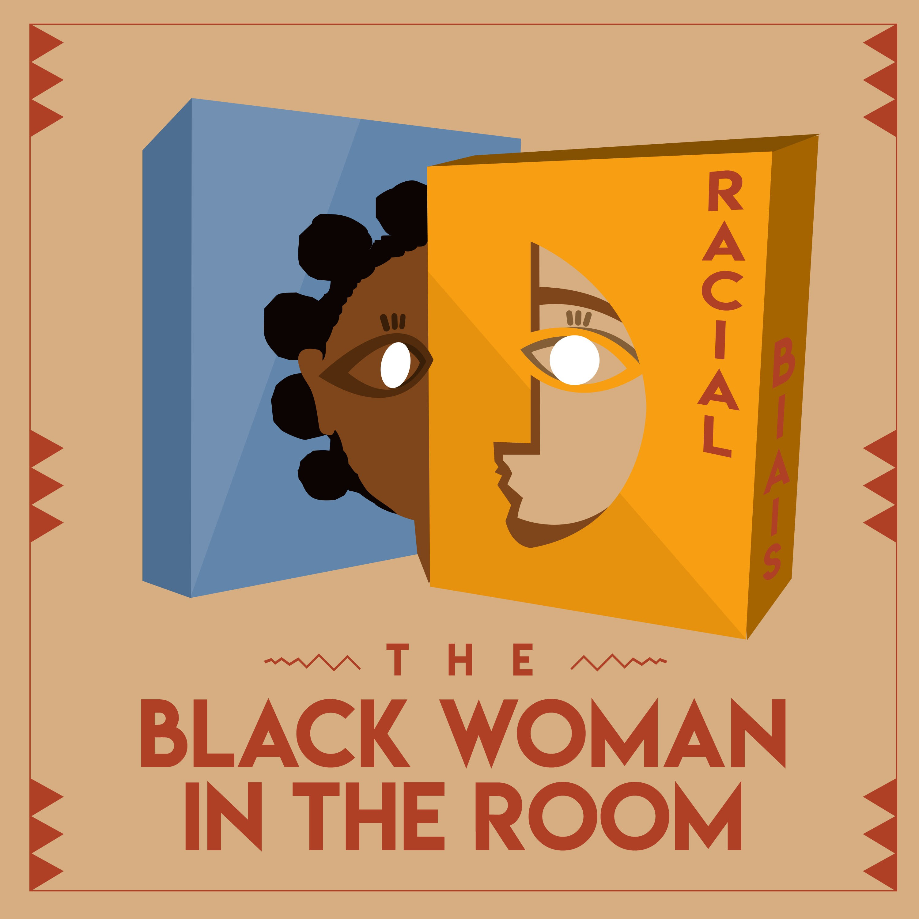 Podcast Cover Design: The Black Girl In The Room