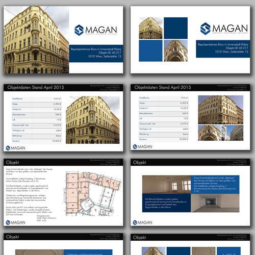 Presentation for Real Estate Portfolio