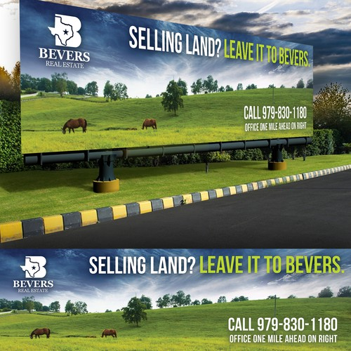 Real Estate Billboard