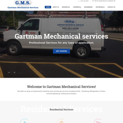 Intergen-Gartman Mechanical Services Inc.