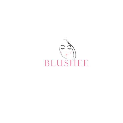 Logo Design for BLUSHEE