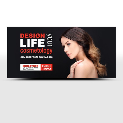 Billboard for Educators of Beauty