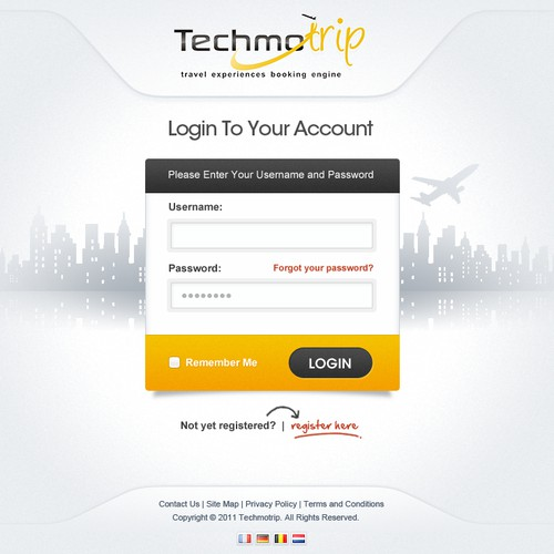 Techmotrip: Administration Portal
