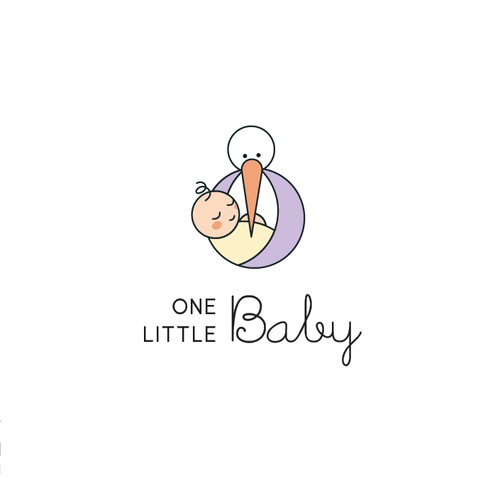 Logo One Little Baby