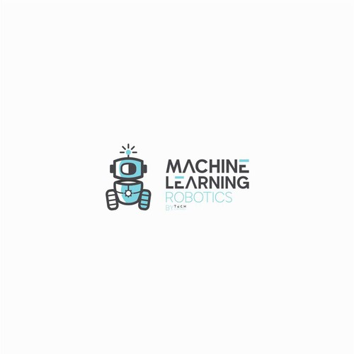 Middle School Robotic Education Programs Logo.