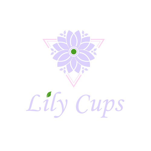 Stainless Steel Cup Logo