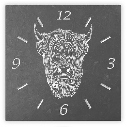Design a unique Clock design for HSW