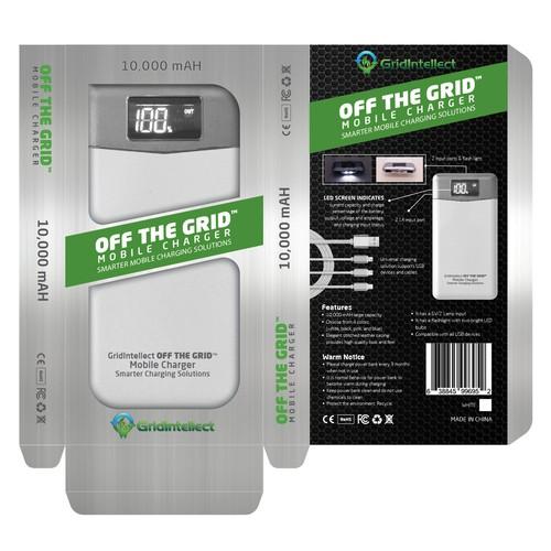 Powerbank Packaging