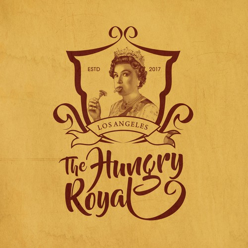 The Hungry Royal