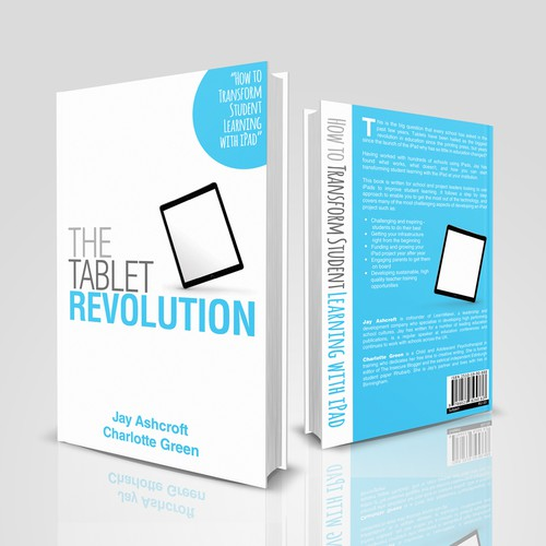 Book Cover for The Tablet Revolution