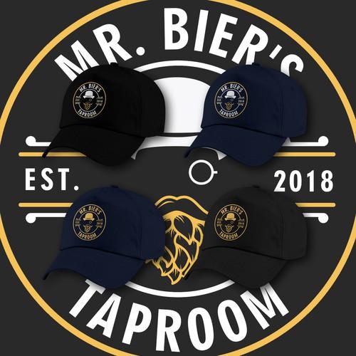 Simple Cap Designs Biers Taproom