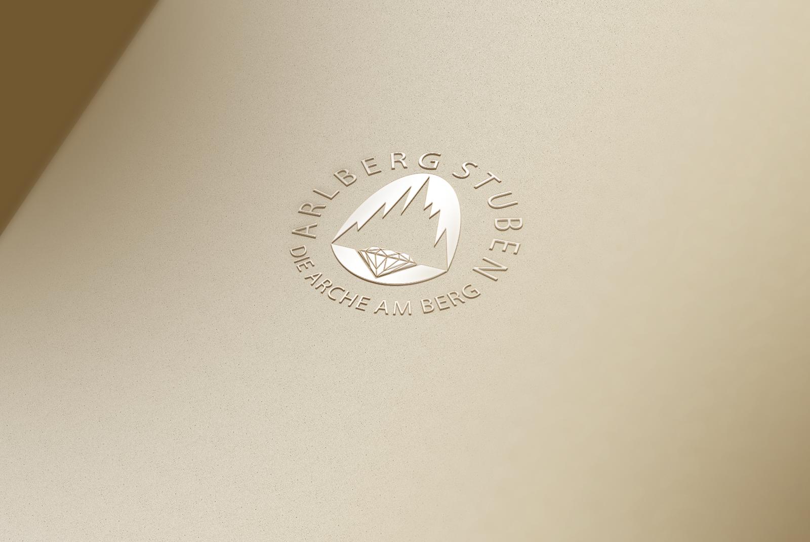 Logo das Gegensätze vereint für ein Hotel am Arlberg gesucht! Ein Archetypus!