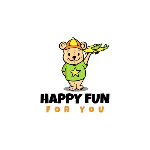Kids Toys- Logo design