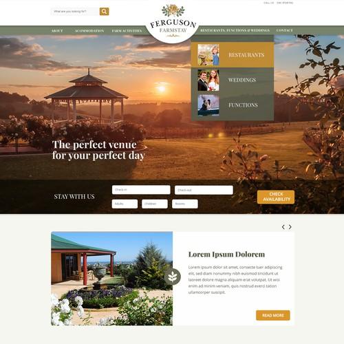Farmstay website