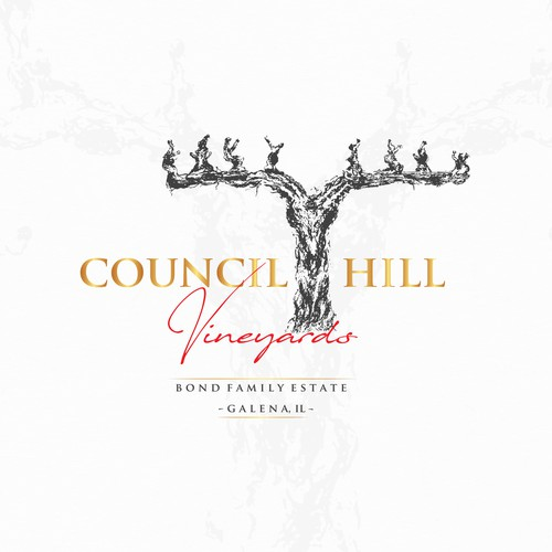 Logo for Council Hill