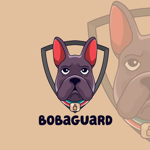 Bobaguard Logo Concept for Security Business