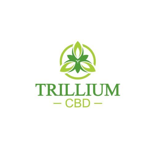 Logo for Trillium CBD