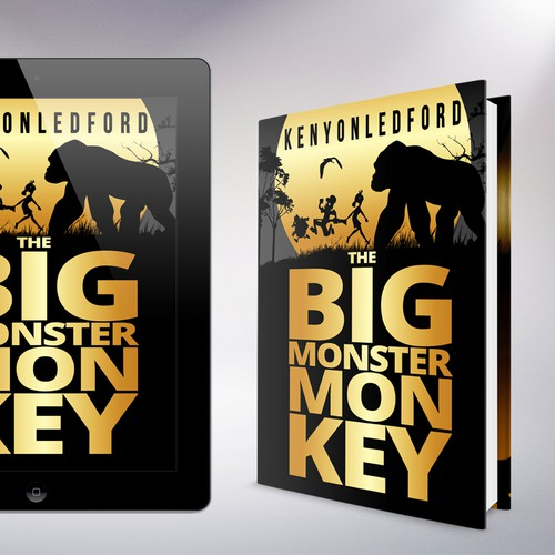 Meet and Design the Big Monster Monkey!