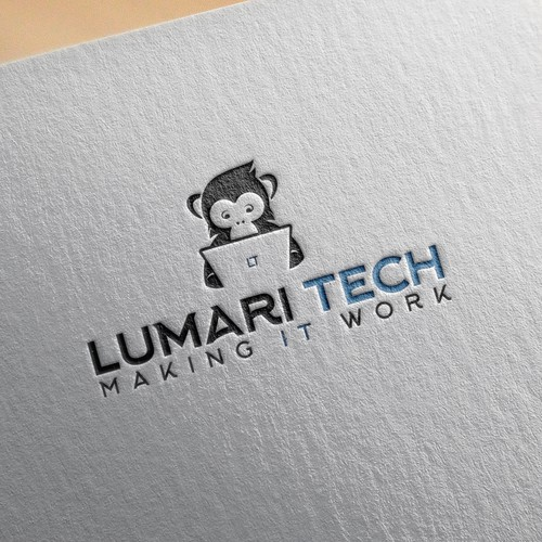 Design a fun/clean logo for Tech Company