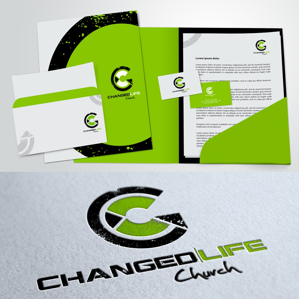 Help Changed Life Church with a new logo