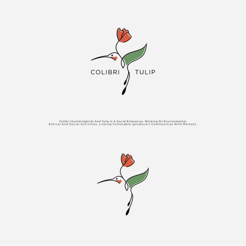 Colibri and Tulip.