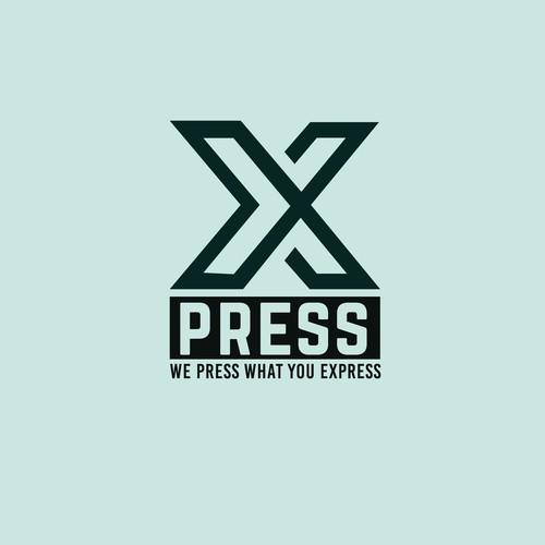 X Press logo