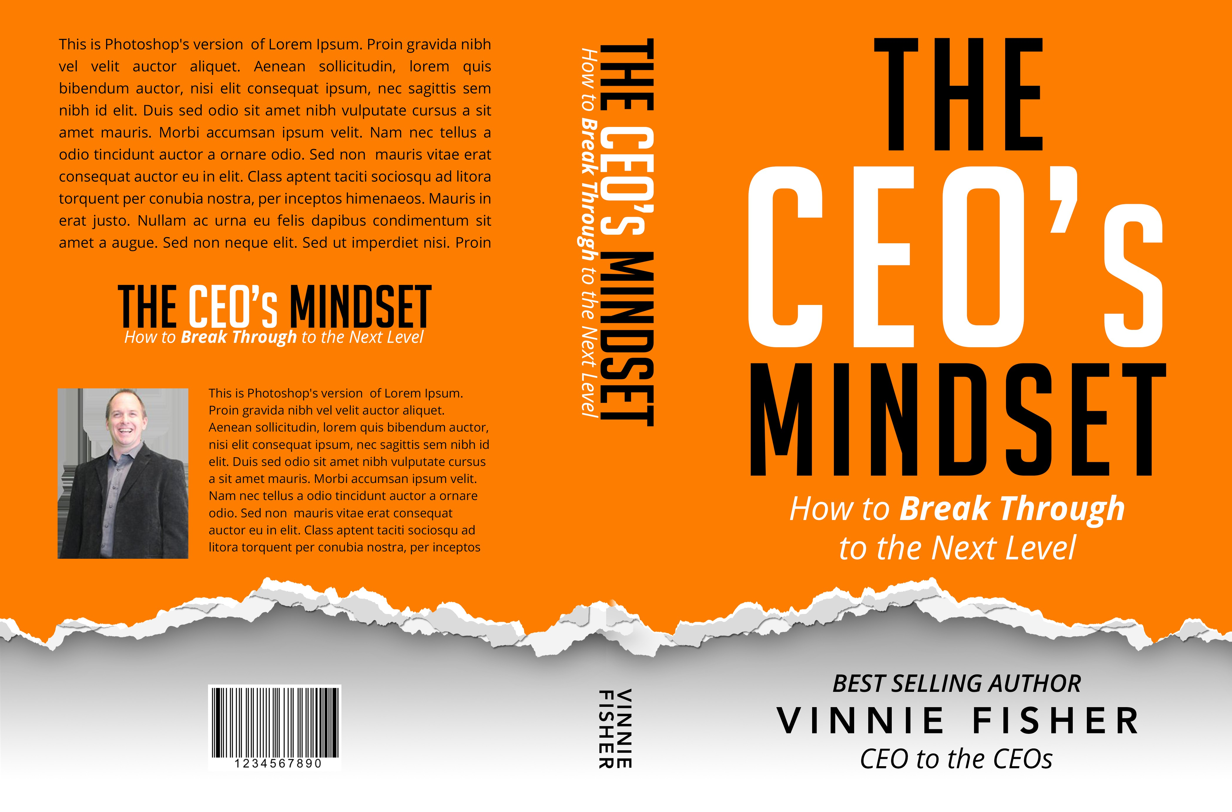 Book Cover - The Owner's Mindset