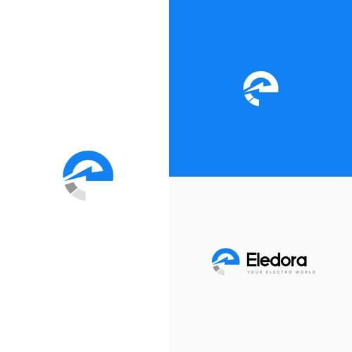ELEDORA logo design