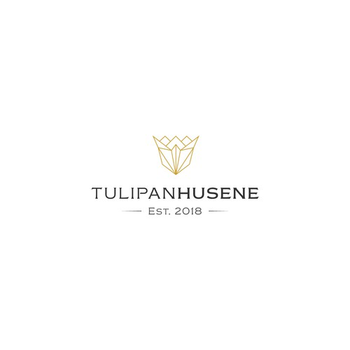 LOGO for TULIPANHUSENE