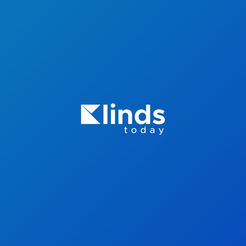 Blinds Today Logo Concept