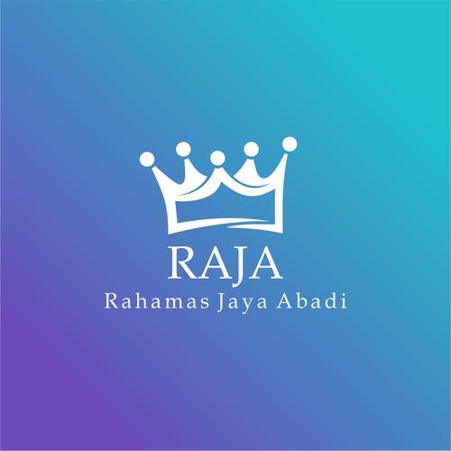 Raja Logo Design