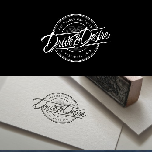 Logo concept for photography business.