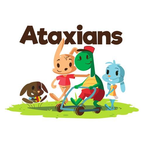 Logo / mascot for blog