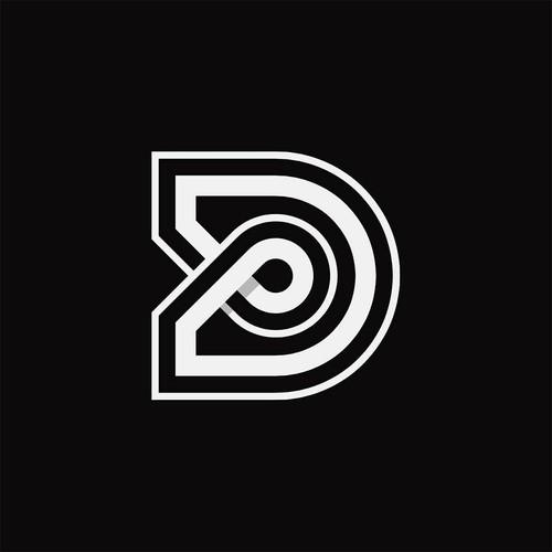 D logo design for DYEFOR