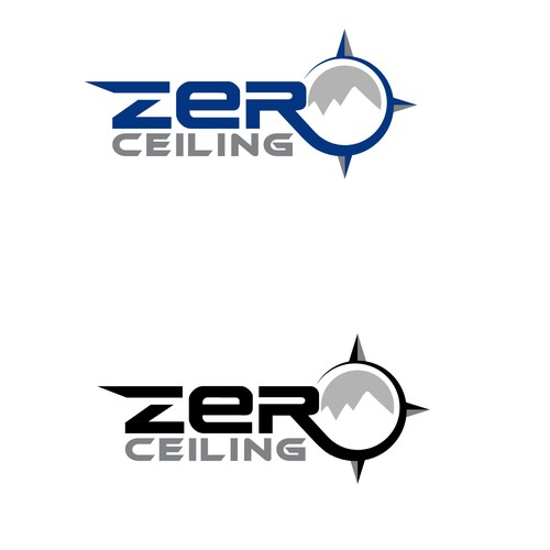 Design Zero Ceiling's new logo to help homeless & at-risk youth through adventure-based programs