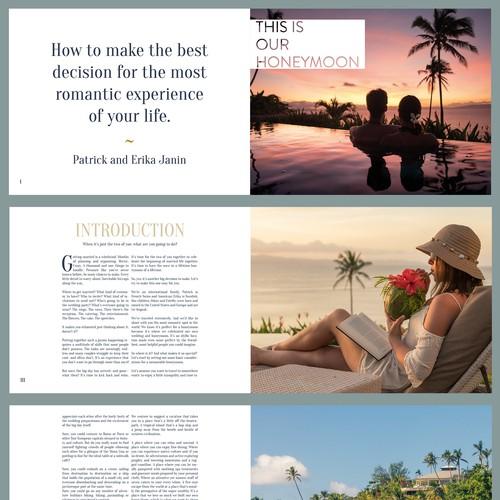 Honeymoon Dream Book