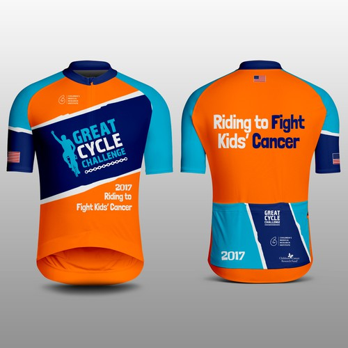 2017 Riding to Fight Kids' Cancer