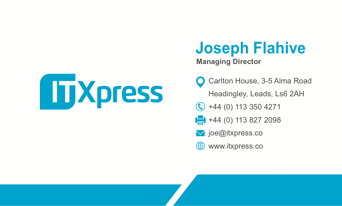 Apply different employee info to business card template