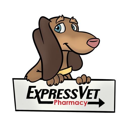 Dog Design for ExpressVet