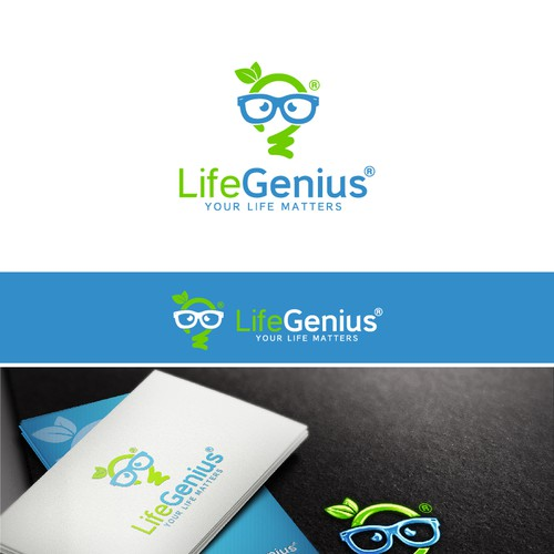 Logo for LifeGenius.com